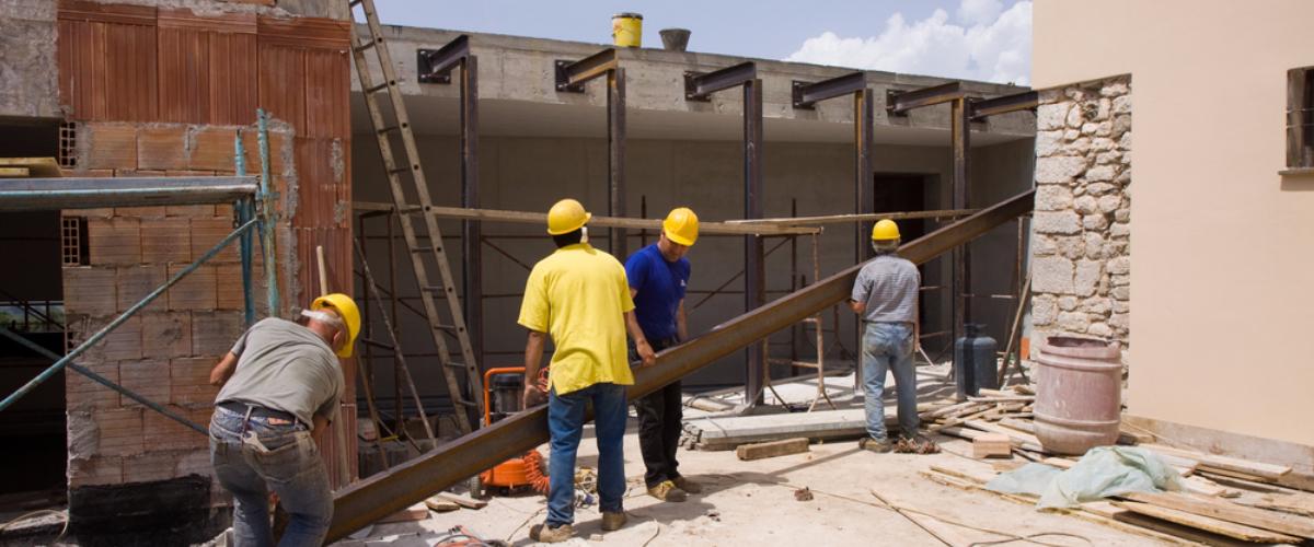 Felújítások, karbantartások